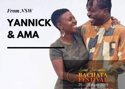 Yannick & Ama