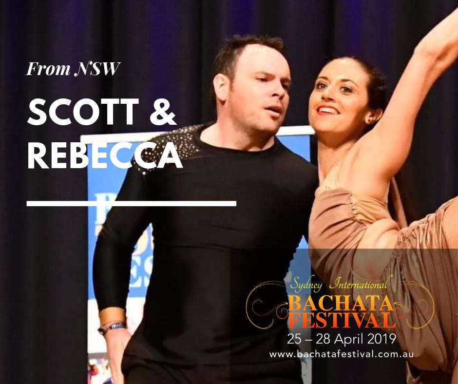 Scott and Rebecca