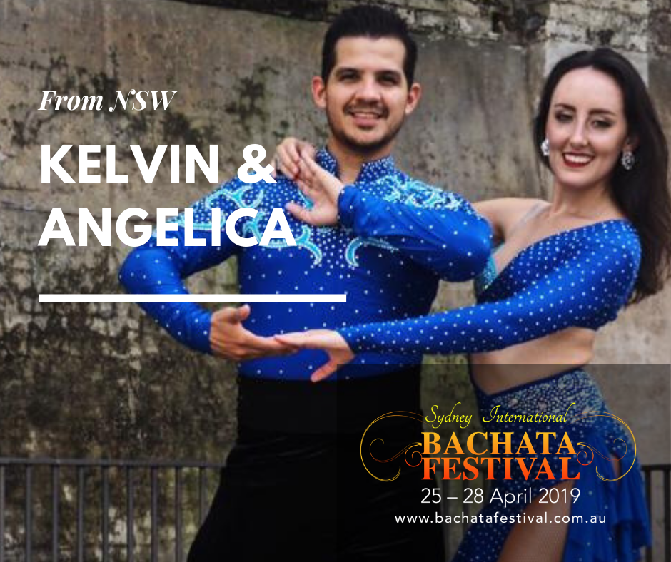 Kelvin and Angelica