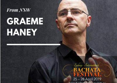 Graeme Haney