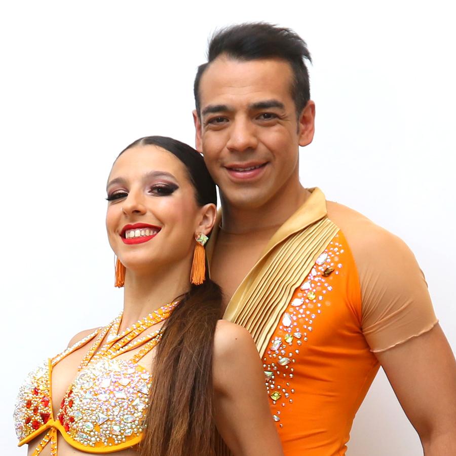 Marcelo and Belen